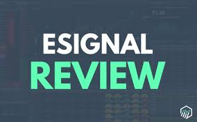 Esignal Free Charts Esignal Review Charting Platform Pros And Cons