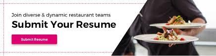 How To Get A Restaurant Job Job Seeker Tips How To Get Hired In A Restaurant