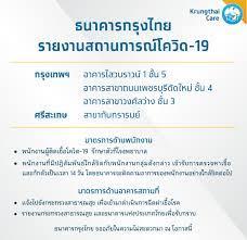 Krungthai Care - หน้าหลัก