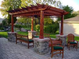 pergola design ideas backyard plans images about on