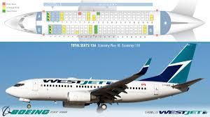 Westjet Boeing 737 700 Winglets Air Transat Canadian