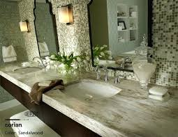 corian bathroom countertops vanity tops custom bath shower tub solid surface home improvement stunning sandalwood marvelous bat
