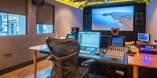 Tv studio furniture Layout Design Audio Desk For Euphonix 3docean Aka Design Editing Grading Audio Studio Furniture For The Post