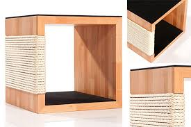 trendy cat furniture. german designer cat scratching furniture trendy c