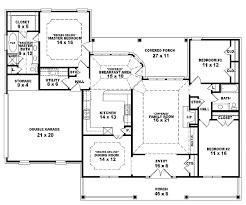 4 bedroom floor plans one story 4 bedroom floor plans one story new 5 bedroom house
