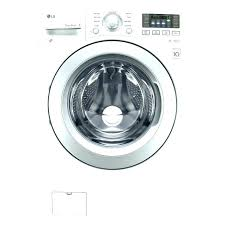 frigidaire affinity front load washer. Frigidaire Affinity Washer Door Hinge Lock Front Load
