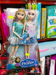 Búp Bê Elsa và Anna - Nữ Hoàng Băng Giá