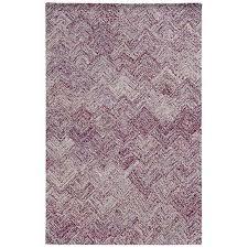 pantone universe colorscape purple rectangular 5 ft x 8 ft rug