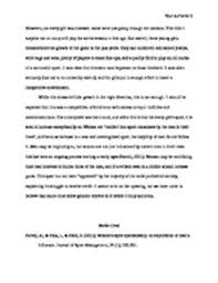 essay about sports love of country essay icse essays com violence  eassy on sports studypool your your instructor s class personal essay on sportsdate as a female