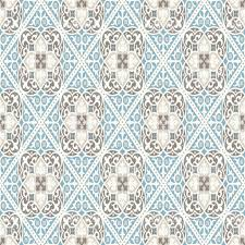 Vintage Behang Moderne Geometrische Patroon Geïnspireerd Door Oude