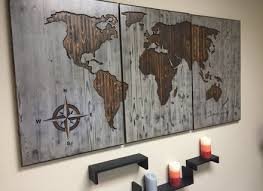 world map wood wall art carved custom home decor wooden on personalized wood wall art with nursery wall letters personalized custom baby name letters