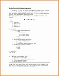 Essay Outline Template For High School Elegant Essay Outline Resume