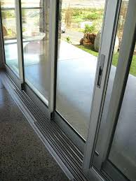 sliding glass door lubricant best vertical windows images on lubricating grease