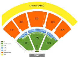50 Valid Shoreline Amphitheater Seating Chart