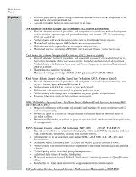 Resume For Quality Control Best Of Quality Assurance Inspector
