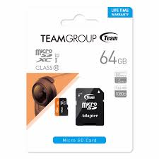 Thẻ nhớ Micro SD 64GB Utra (UHS-I) | Tứ Gia Computer - NPP Wacom, Huion,  Soundmax, Creative, Team, Onebot, Colorful MB