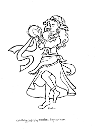 Realistic Girl People Coloring Pages Download Recolor Coloring Pages