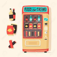 Jamaican Cartoon Vending Machine Simple Vending Machine Cartoon Reviewwallsco