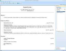 Free Resume Maker Software Mac Professional Resumes Example Online