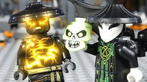 LEGO NINJAGO - SPINJITZU BURST COLE + BATTLE COMPILATION - YouTube