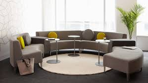 coalesse await contemporary lounge seating  lobbies