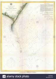 English An Extremely Attractive 1866 U S Coast Survey