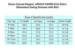 How To Dress Elegantly Casual Grace Karin Girls Retro