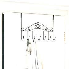 Behind The Door Coat Rack Unique Door Coat Hanger Over The Door Coat Hanger Door Clothes Hanger Over