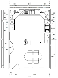 Square Kitchen Floor Plans Kitchen Design Pictures Small Kitchen Design Layout Two Dimension