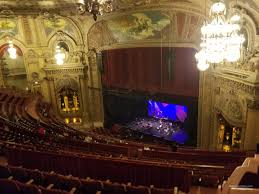 Chicago Theatre Balcony Box 18 Rateyourseats Com