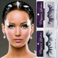 the hunger games catching fire hunger games makeup catching fire makeup eyelashes