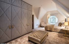 decorating ideas for bedroom with sloped ceilings