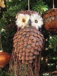 Pine Cone Tree Tutorial Life On Lakeshore DrivePine Cone Christmas Tree Craft Project
