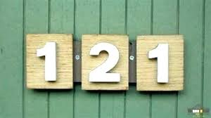 Large modern house numbers Ideas 12 House Numbers House Address Numbers Modern Address Numbers Mid Century House Numbers Large Modern House Buzzpipoclub 12 House Numbers Hookahfamily