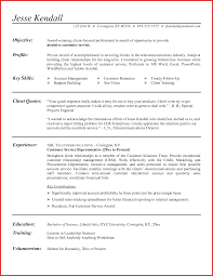 Lovely Airline Customer Service Representative Resume Resume For