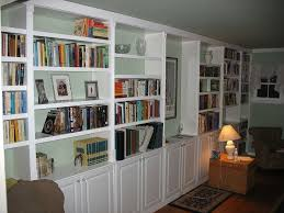 ... Enchanting How Much Are Built In Bookshelves Custom Built Ins Cost  White Bookshelves ...