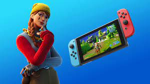 Fortnite auf Nintendo Switch ...