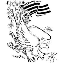Small Picture Fourth Of July Fireworks Coloring Pages Coloring Coloring Pages
