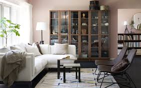 ... Wall Units, Shelving Units Living Room Living Room Storage Cabinets  With Doors Wooden Shelf With ...