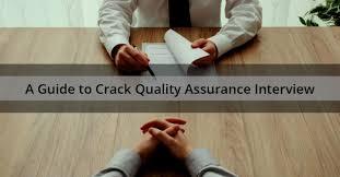 quality assurance training zarantech a guide to crack quality assurance interview more