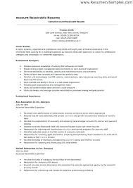 Accounts Payable Manager Resume Mesmerizing Template Cover Letter Examples Of Accounts Payable Resumes Email