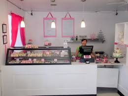 Inside Cupcake Shop At A Sweet Design A Sweet Design