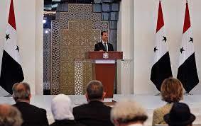 الأسد: البعض من حاملي جواز السفر السوري في شمال...
