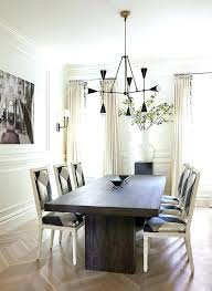 pendant light over dining table height hang above lighting ideas magnificent