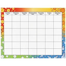 A Student With Autism And A Behavior Chart