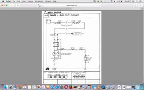 headlight washer intercooler sprayer com here is the wiring diagram thanks for the help