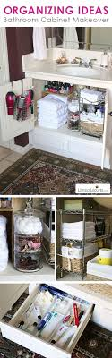 bathroom drawer organization: great organizing ideas for your bathroom cabinet organization makeover before and after photos