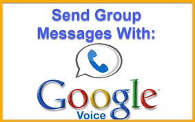 How To Send Group Texts Sms Messages With Google Voice
