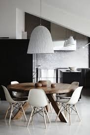63 best round dining tables images on within unusual modern circular dining table applied to