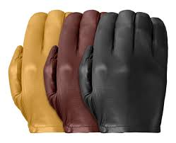 tough gloves tough gloves men s ultra thin patrol x cabretta unlined leather gloves no points com